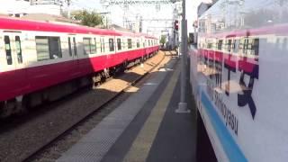 京急列車高速通過22連発!!