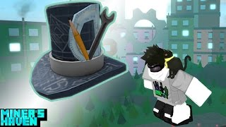 Roblox Huong Dan Lay Do Event Miner Haven