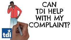 Can TDI Help With My Complaint? | Texas Department of Insurance