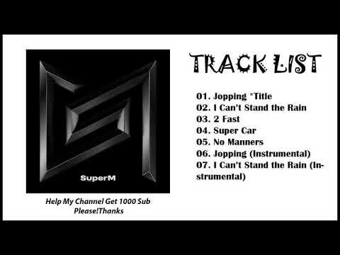 | FULL ALBUM | SuperM 슈퍼엠 – THE 1ST MINI ALBUM Mp3