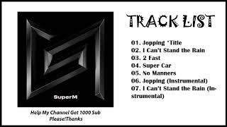 | FULL ALBUM | SuperM 슈퍼엠 – THE 1ST MINI ALBUM