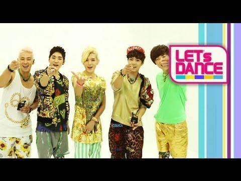 Let's Dance: NU'EST(뉴이스트) _ Sleep Talking(잠꼬대) [ENG/JPN SUB]
