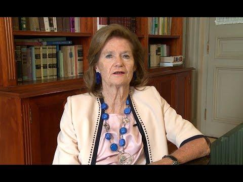 Mensaje de la Dra. Elena Highton de Nolasco por el Día Internacional de la Eliminación de la Violencia contra la Mujer