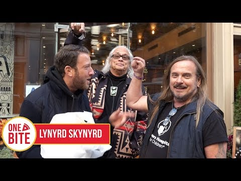 David Fisch - Check Out Lynyrd Skynrd Doing A Pizza Review For Barstool Sports!