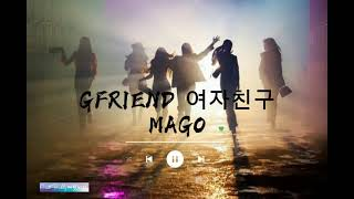 GFRIEND 여자친구 - MAGO [Han/Rom/Eng/Malay Lyrics]