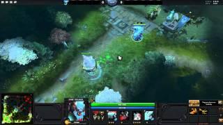 DOTA 2 - How To - Tower Aggro