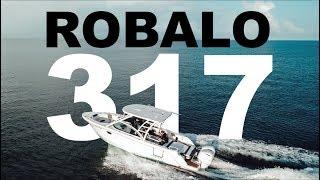 Walk through of the Robalo 317
