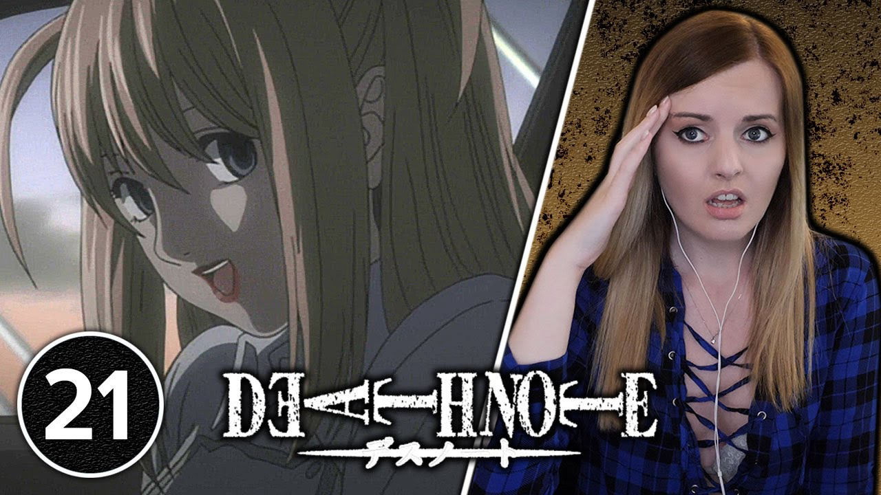 Performance - Death Note Episode 21 Reaction