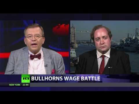 CrossTalk: Bullhorns Wage Battle