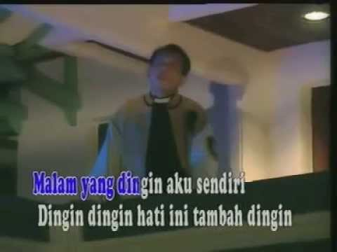 DINGIN - RINTO HARAHAP - [Karaoke Video]