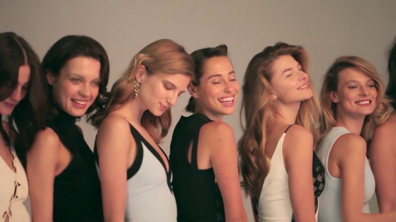 Girls an girls okrain models