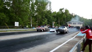 BIGGEST GRUDGE RACE OF THE NIGHT AND IT WAS ALL MOTOR VS NITROUS BIG BLOCKS!