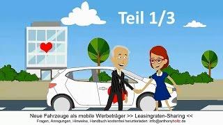 Leasingraten-Sharing: Was ist das?   Neufahrzeuge als mobile Werbeträger 1/3