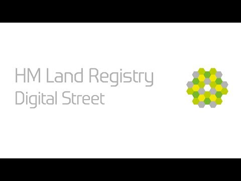 Land Registry Tr1 >> Digital Street The Art Of The Possible Youtube