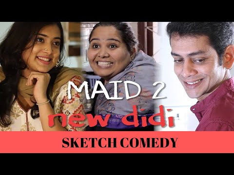 EPIC MAID VS. GIRLFRIEND! | SUMUKHI suresh | MADHURI BRAGANZA