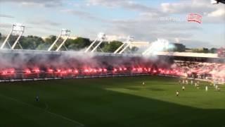 15.05.2016 Cracovia - Lechia Gdańsk 2:0 OPRAWA (WikiPasy.pl)