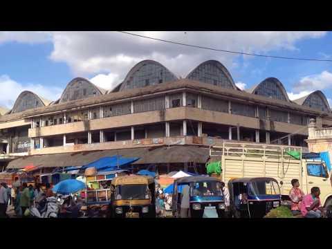 Bangalore city market.   ...KR market