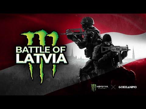 ZOWIE BENQ GOEXANIMO - Monster Energy Battle of Latvia turnī