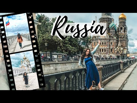 RUSSIA TRAVEL DIARY //