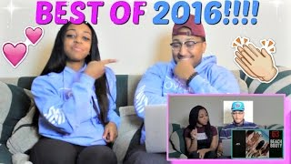 """Dwayne N Jazz: Best Of 2016"" by Leon3l_ REACTION!!!"