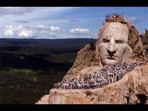 The Crazy Horse Monument - YouTube