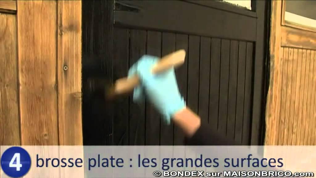 Comment Lasurer Volets Fentres Portes   Bondex Sur Maisonbrico