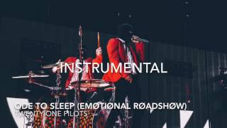 twenty one pilots: Ode To Sleep (EMØTIØNAL RØADSHØW Version) Instrumental