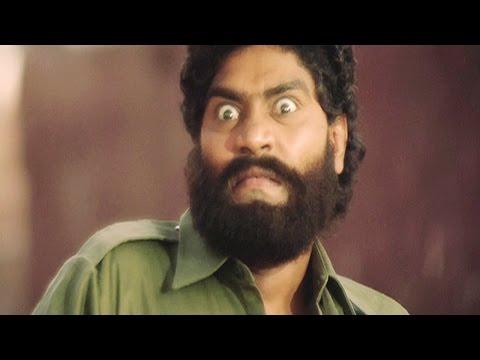 Johny Lever as Gabbar, Iski Topi Uske Sar - Comedy Scene 5/12
