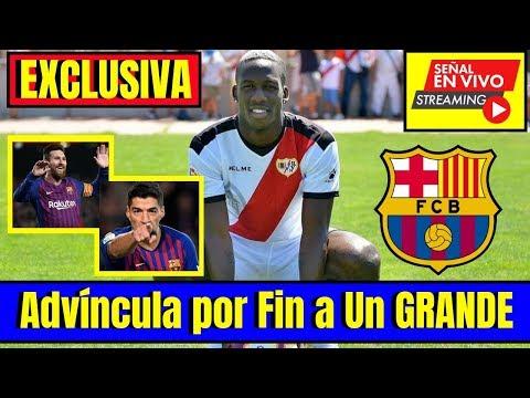 🔴¡EXCLUSIVA! ⚽ Advíncula al FC Barcelona ⚽ Parte 1
