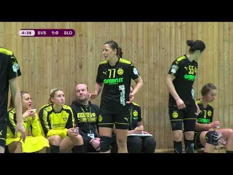 Handball Bundesliga Bor. Dortmund - HSG Blomberg Lippe 07.01.18