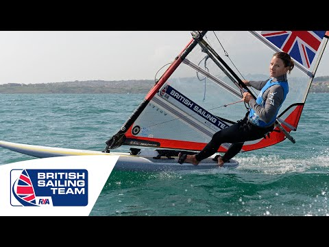 Olympics 2016 - Bryony Shaw - RS:X Women - British Sailing Team