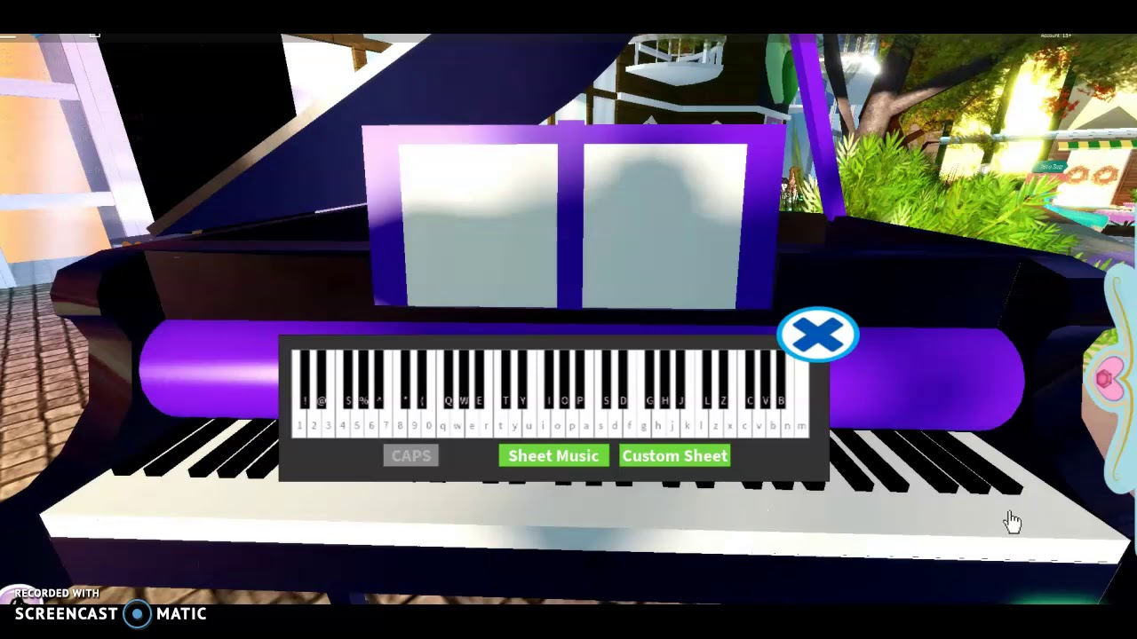 Sad meme song, played on a royale high piano. - YouTube