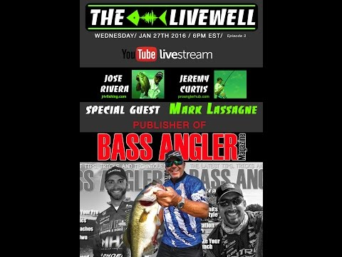 The Livewell Show E4 - Mark Lassagne
