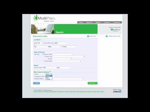 1st Med STM/Premier STM Provider Search