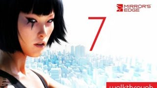"Mirrors Edge - Walkthrough - Commentary - Part 7 ""Ryder Park"" (Xbox360/PS3/PC)"