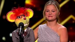 DARCI LYNNE ELIMINATED ON AGT THE CHAMPIONS