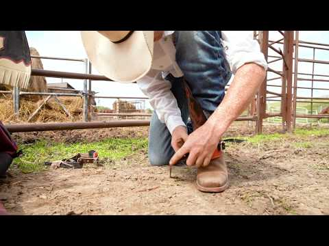 Youth Rough Stock Boots - Beastmaster Rodeo Gear
