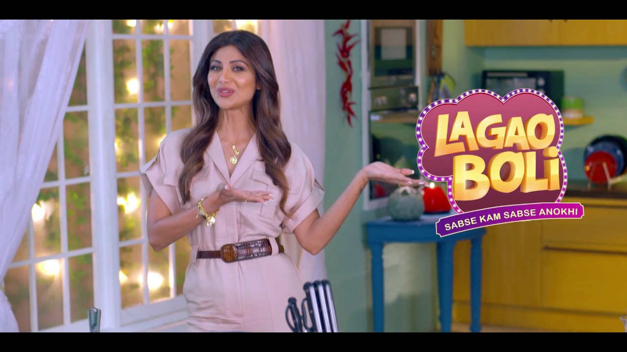 Shilpa Shetty Asks Audience To Download App   Lagao Boli   Promo   Watch  Full Episode On ZEE5