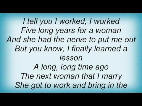 B.B. King - Five Long Years Lyrics