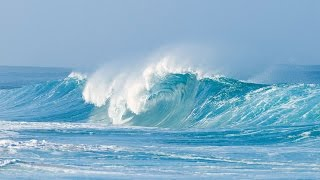 Oxygene - The Ocean (Landscapes and Oceans Waves) Chillout Music