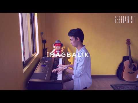 Magbalik - Callalily | Piano Cover by Gerard Chua