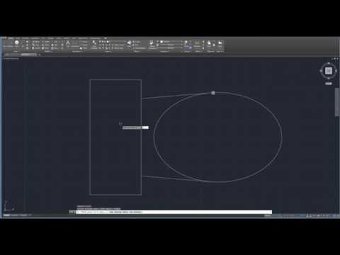 Architectural Design Tutorial 2b -  AutoCAD 2018 - Water Closet