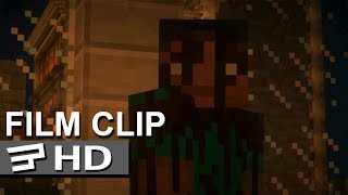End of Year Party Attack | Herobrine Origins (2016) Movie Clip