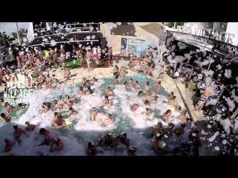 Soho Pool Party 10 y 11 ene 2015