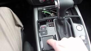 2012 Audi A6 - MMI Touch