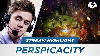 Hearthstone: Funny Reynad Stream Highlights - Perspicacity