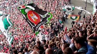 Hannover 96 - Werder Bremen | Purer Hass auf Bremen 09.05.15 (HD)
