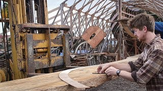 Developing A Wooden Boat-building Team! –Tally Ho EP36