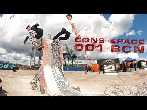 Cons Space 001: Barcelona