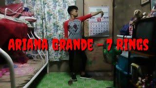 Ariana Grande - 7 Rings Dance cover (Erickson Choreography)